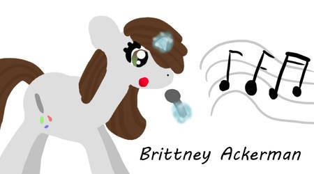 Brittney Ackerman by ArtDbait