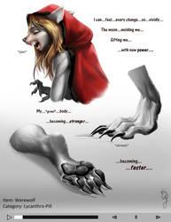 LivingSkin Catalogue 03 - Red Riding Wolf (3) by GeckzGo