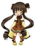 Vocaloid OC: Nanako Uehara (Profile in progress)