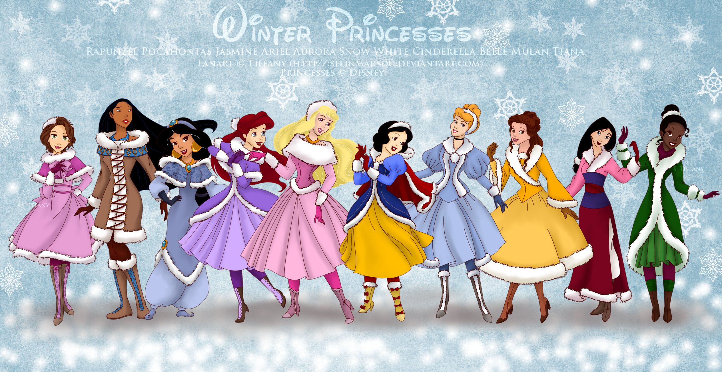 Winter Princesses Anyone? ((Wellington/Hamilton)) Winter_princesses_by_selinmarsou-d4j8y7q