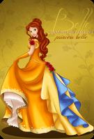 Glamorous Fashion - Belle by tiffanymarsou