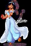 Princess Jasmine - new outfit