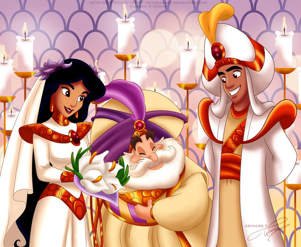 the royal Wedding by selinmarsou