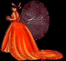Jasmine - Golden Princess by tiffanymarsou