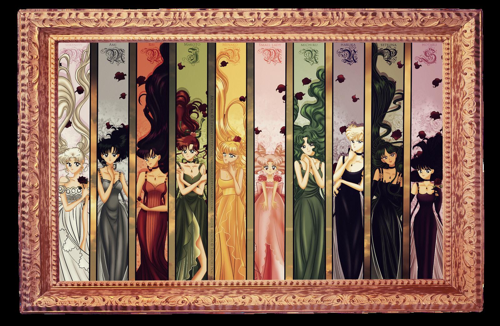 Princesses by selinmarsou