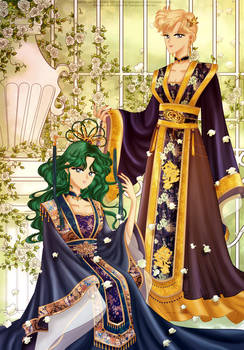 Empresses of Heavens and Oceans