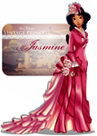 Vintage Princess -Jasmine