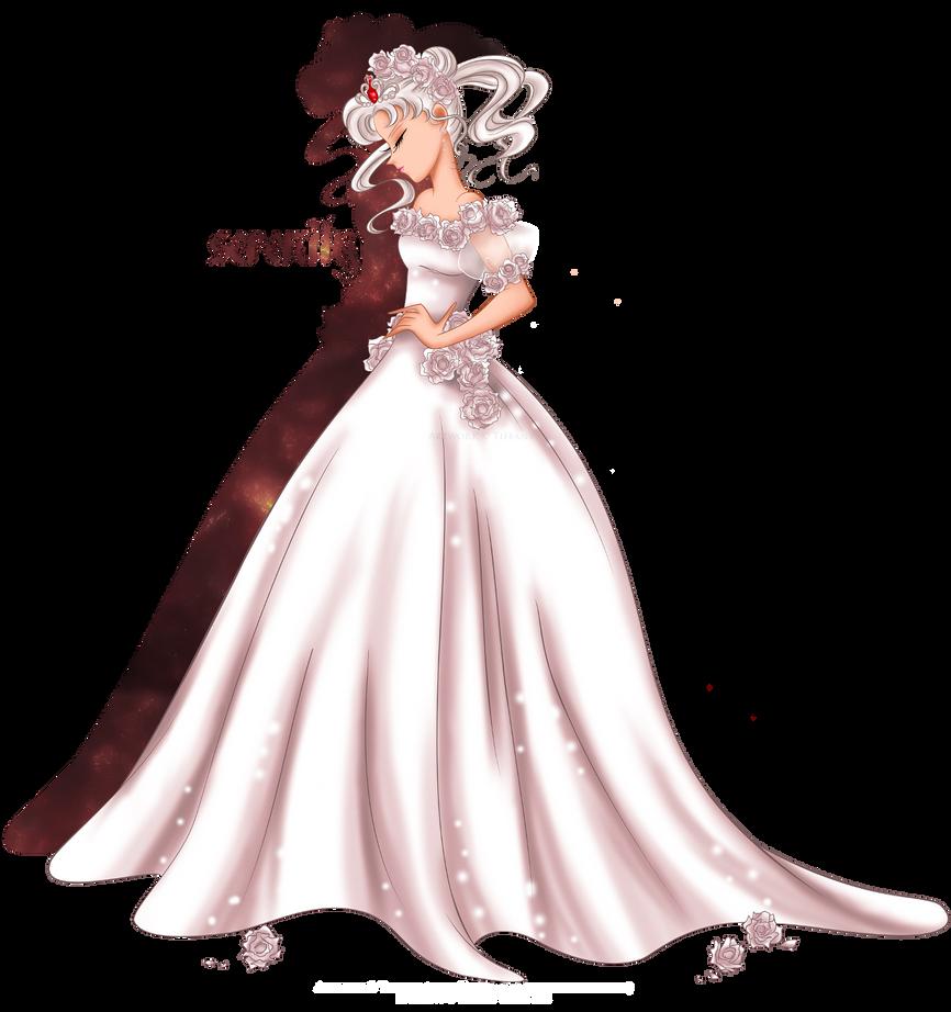 Wedding preparation - Usagi by selinmarsou