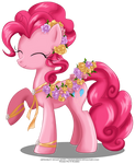 May Festival Pony - Pinkie Pie by tiffanymarsou