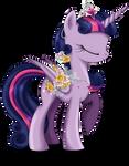 May Festival Pony - Twilight Sparkle
