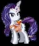 May Festival Pony - Rarity