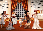 DP - Halloween Party