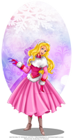 Winter Princess - Aurora