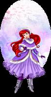 Winter Princess - Ariel