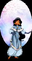 Winter Princess - Jasmine by tiffanymarsou