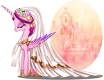 Princess Cadence - Wedding Day