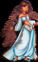 Couture de Force - Jasmine by tiffanymarsou
