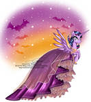 Princess Twilight - Special Halloween Dress