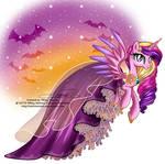Princess Cadence - Special Halloween Dress