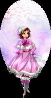 Winter Princess - Rapunzel