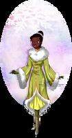 Winter Princess - Tiana