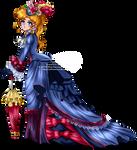 Vintage Lady - Usagi