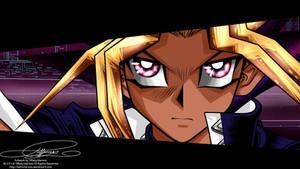 Screencap re-draw- Yu Gi Oh