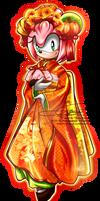 Autumn Kimono for Amy