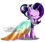Gala Fashion 2016 - Starlight Glimmer