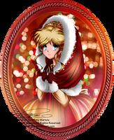 Christmas ID - Selin by tiffanymarsou