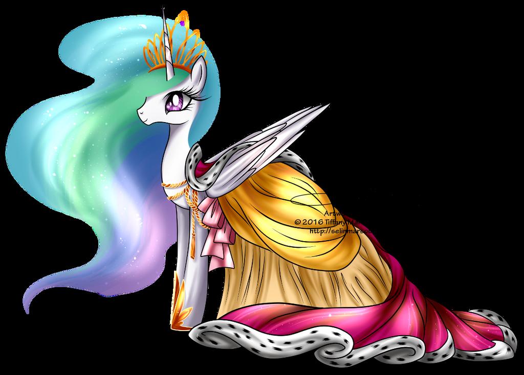Princess Celestia Dress Download