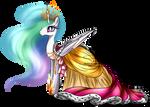 Gala Fashion 2016 -Princess Celestia