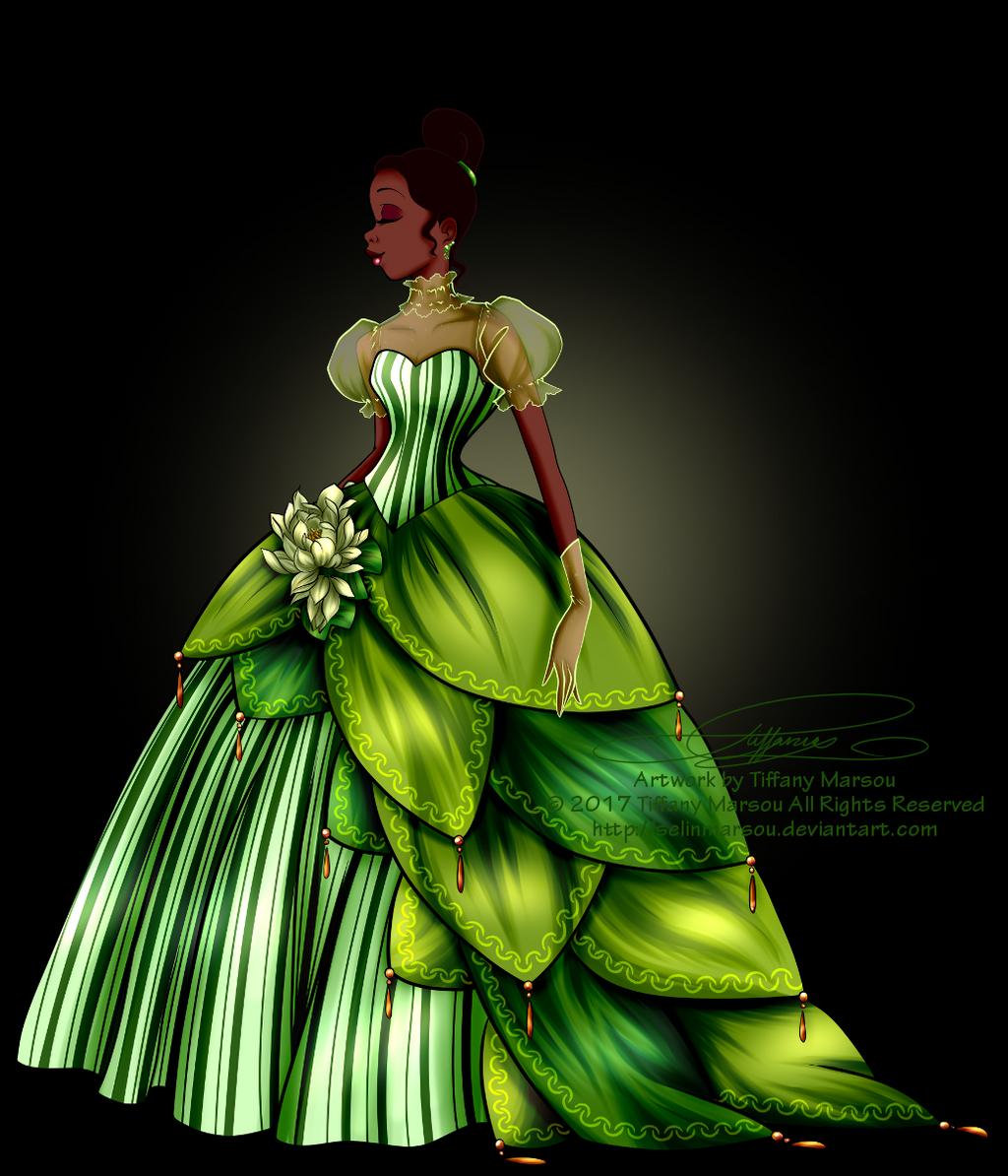 Princess Tiana Art: Tiana By Selinmarsou On DeviantArt