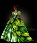 Disney Haut Couture - Tiana
