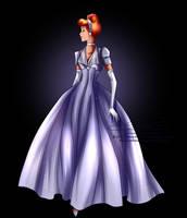 Disney Haut Couture - Cinderella by tiffanymarsou