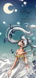 Moonlight Princess by tiffanymarsou