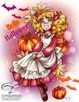 Halloween Candy by tiffanymarsou