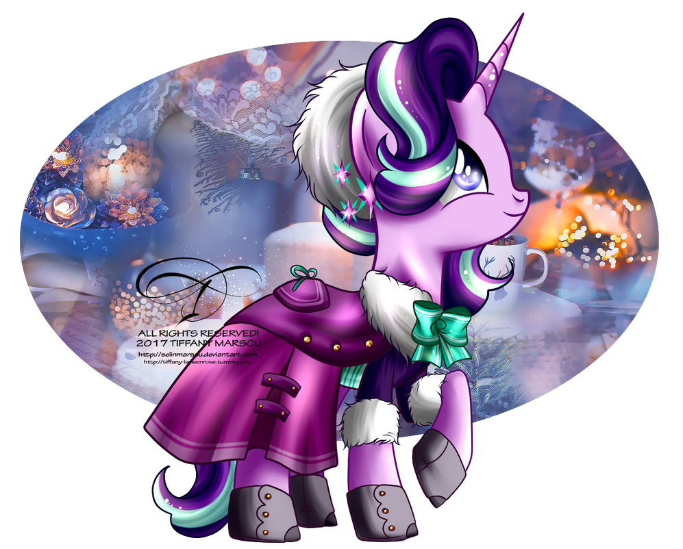 winter_pony___starlight_glimmer_by_selin