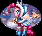 Winter Pony - Pinkie Pie