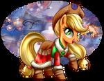 Winter Pony - Applejack
