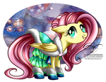 Winter Pony - Fluttershy