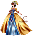 Court of Versailles - Snow White