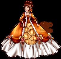 Court of Versailles - Belle