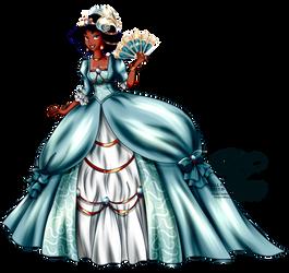 Court of Versailles - Jasmine by tiffanymarsou