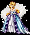 Commission - Rococco Sugar Cookie Girl