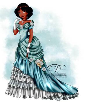 Vintage Ballgown - Jasmine