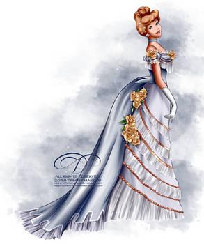 Vintage Ballgown - Cinderella