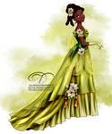 Vintage Ballgown - Tiana