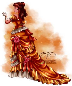 Vintage Ballgown - Belle