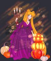 Happy Halloween by tiffanymarsou